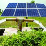 مشروع إستخدام الطاقة المتجددة فى ضخ مياه الري
