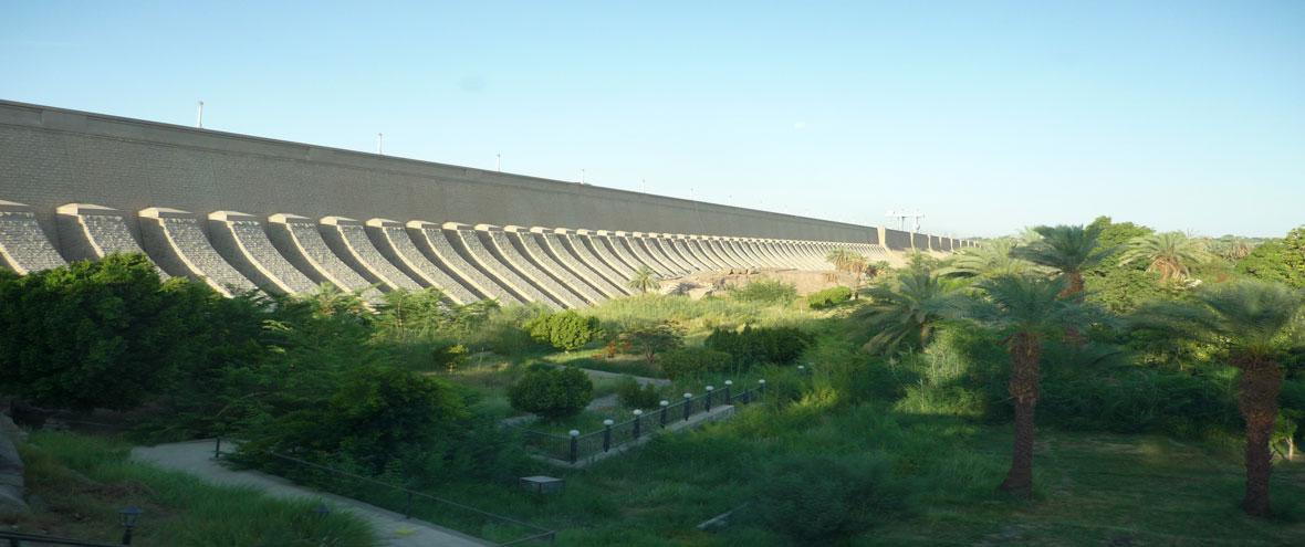 خدمات هيئة السد العالى