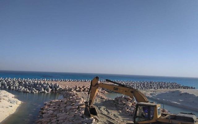 تطوير و حماية الشواطىء المصرية