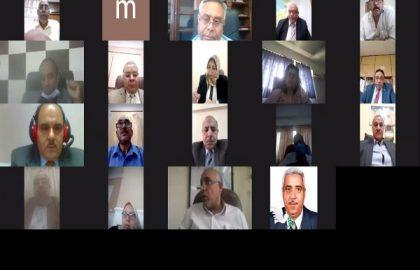 عبد العاطي : تحرير محاضر للمخالفين لطرق الرى الحديث
