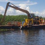مصر تدعم أوغندا في ازالة الحشائش بالبحيرات الاستوائية