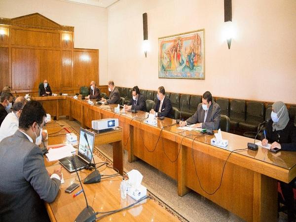 إجتماع لجنة الأمانة الفنية للجنة العليا لادارة  المياه