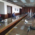 وزيرا الري والنقل يبحثان اخر المستجدات الخاصة بالمشروعات المشتركة