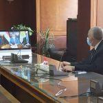 وزيرا الري والتنمية المحلية يبحثان عدد من ملفات التعاون المشتركة