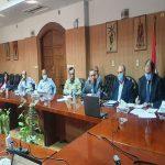 اجتماع برئاسة الساده وزراء المياه من الدول الثلاث برعاية الاتحاد الإفريقي