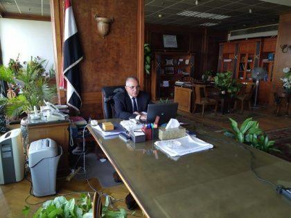 عبد العاطي يترأس الإجتماع التنسيقي للجنة التنظيمية لأسبوع القاهرة للمياه ٢٠٢٠