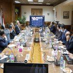 إجتماع السادة وزراء الخارجية والموارد المائية من مصر والسودان وأثيوبيا