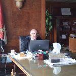 د/ عبد العاطى يعقد الاجتماع الدوري لقيادات الوزارة