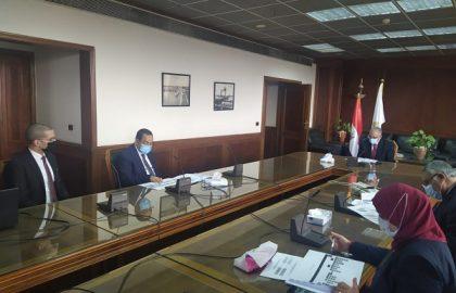 مجهودات عديدة للتطوير المؤسسى والتحول الرقمى لزيادة الحوكمه في وزارة الري