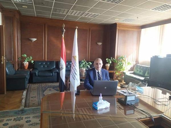 عقد أولى اجتماعات اللجنة العلمية لإسبوع القاهرة للمياه
