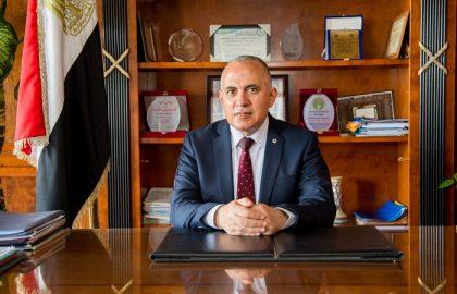 تكثيف التعاون بين مصر والعراق في مجال ادارة الموارد المائية