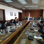 عبد العاطي يبحث مع سفير كوريا الجنوبية موقف التعاون بين البلدين