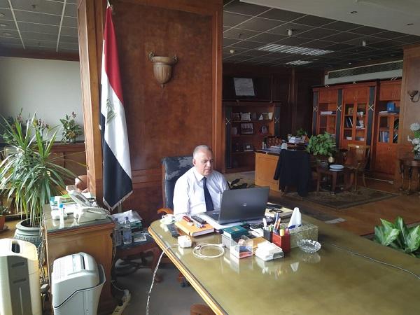 لجنة إيراد النهر تواصل إجتماعاتها الدورية