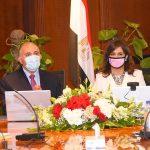 د/محمد عبد العاطى والسفيرة نبيلة مكرم في حوار مفتوح حول حقوق مصر المائية