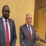 د\عبد العاطي فى ثانى أيام زيارته لجمهورية جنوب السودان
