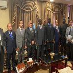 د/ عبد العاطى فى ثالث أيام زيارتة لجمهورية جنوب السودان