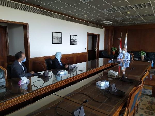 الإستعداد لعقد إسبوع القاهرة الرابع للمياه