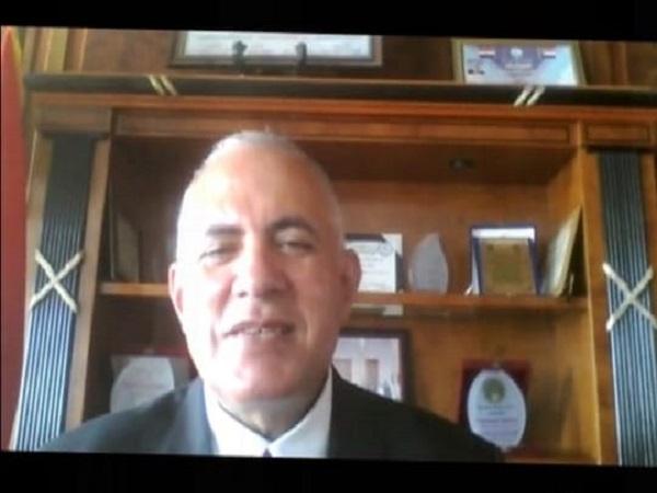 د/عبد العاطى يبحث موقف ملف سد النهضة مع مديرة برنامج الأمم المتحدة للبيئة