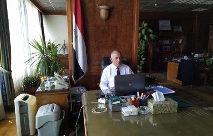 وزارة الرى تتابع أعمال تأهيل الترع بكافة المحافظات لضمان جودة التنفيذ