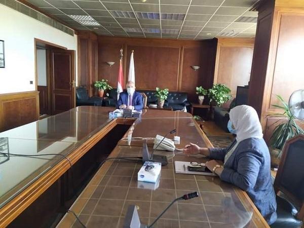 الوزارة  تواصل الإعداد لاسبوع القاهرة الرابع للمياه والمقرر عقده في أكتوبر المقبل