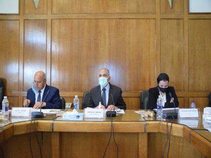 عقد إجتماع اللجنة العليا لتراخيص الشواطئ
