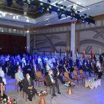 د/عبد العاطى خلال  المنتدى العربى الخامس للمياه