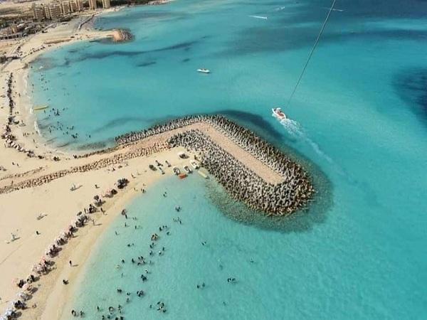 وزارة الرى تواصل تنفيذ العديد من المشروعات الكبرى لحماية السواحل المصرية